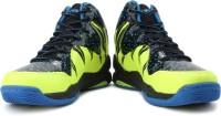 Nivia Heat Basketball Shoes For Men(Multicolor)