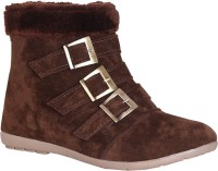 Motion Boots For Women(Brown)