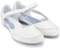 Puma Sneakers For Men(White, Blue)