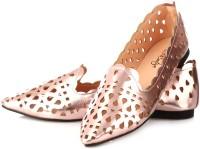 Vero Couture Hide-N-Seek Sheen Bellies For Women(Pink)