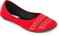 Stylistry Maxis NY712REBELL2513_Red Bellies For Women(Red)