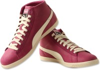 Puma Sneakers For Women(Maroon)