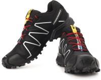 Salomon Speedcross 3 Mountain Trail Running Shoes For Men(Black)