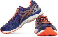 Asics Gt-2000 3 Lite-Show Men Running Shoes For Men(Blue, Multicolor, Orange)