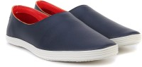 Peter England PE Loafers(Navy)