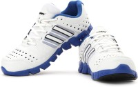 Sparx SM-158 Running Shoes For Men(White, Blue)