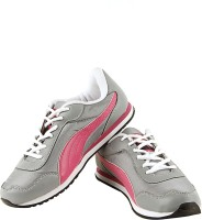 Puma Street Rider Wns DP Running Shoes For Women(White)