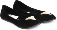 Ignis Toe Triangle Bellies For Women(Black)