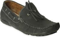 TEN Stylish and Elegant Boat Shoes For Men(Black)