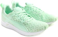 Puma Pulse XT PWRCOOL Wns Running Shoes For Women(Green)