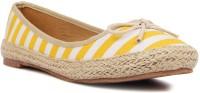 Kz Classics Ladies Footwear Bellies For Women(Yellow)