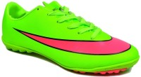 Kobo K 18 Astro Turf Football Shoes Football Shoes(Pink, Green)