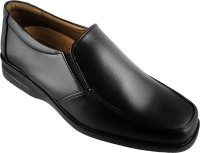 Action Synergy Fashion Line Pums3575 Slip On Shoes For Men(Black)