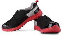 Sparx Walking Shoes For Men(Red, Black)