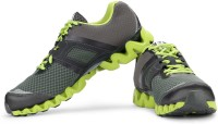 Reebok Zigtech 3.0 Running Shoes For Men(Green, Grey)