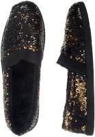 Dearfoams Bootie Casual Shoes For Women(Black)