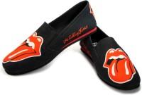 Funk Rolling Stones Multicolor Casuals For Men(Multicolor)