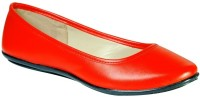 Stylar Katrina Bellies For Women(Red)