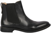 Harrytech London Boots For Men(Black)