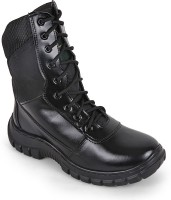 Benera Black Jungle God Boots For Men(Black)
