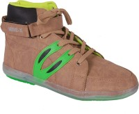 Mine-X Casuals For Men(Tan)
