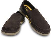 Crocs Slip On Sneakers For Men(Brown)