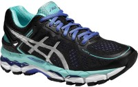Asics Gel-Kayano 22 Women Running Shoes For Women(Black, Blue)