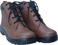 Legasea Xtreme Thinsulate Thermal Boots For Men(Brown)