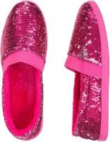Dearfoams Bootie Casual Shoes For Women(Pink)