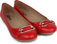 Beonza Bellies For Women(Red)