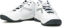 Sparx SM-BB01 Basketball Shoes For Men(White, Navy)