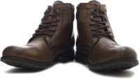 Kenneth Cole Accu-Picture Le Boots For Men(Brown)
