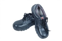 Legasea Xtreme Safety Corporate Casuals For Men(Black)