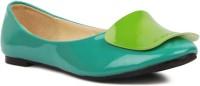 Kz Classics Ladies Footwear Bellies For Women(Green)