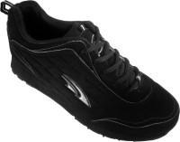 Action Black Sports Shoe Running Shoes For Men(Black, White)