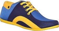 Ajay Footwear Casual Shoes(Blue)