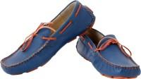 TZARO Loafers For Men(Blue, Orange)