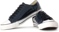 Sparx Canvas Sneakers For Men(Blue)