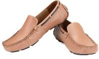 TZARO Fountainhead Loafers For Men(Beige)