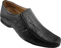 Action Synergy Fashion Line Pn9960 Slip On Shoes For Men(Black)