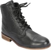 ESTD. 1977 5136_BLACK Boots For Men(Grey)