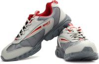 Sparx Sneakers For Men(Red, Grey)
