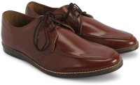 Knotty Derby Lace Up For Men(Brown)