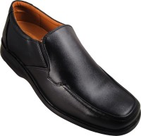 Action Synergy PUMS3670 Slip On Shoes For Men(Black)