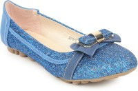 Stylistry Maxis Blue Bellies For Women(Blue)