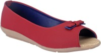 Party Girl Casual Bellies For Women(Maroon)