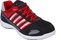 Columbus Tab-1115 Running Shoes For Men(Black, Red)