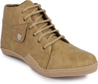 Solwin Boots For Men(Khaki)