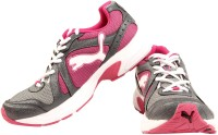 Puma Kuris II Wn-s Ind Running Shoes For Women(Silver, Pink)