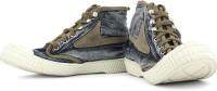 Diesel Dragon 94 Mid Ankle Sneakers For Men(Navy)
